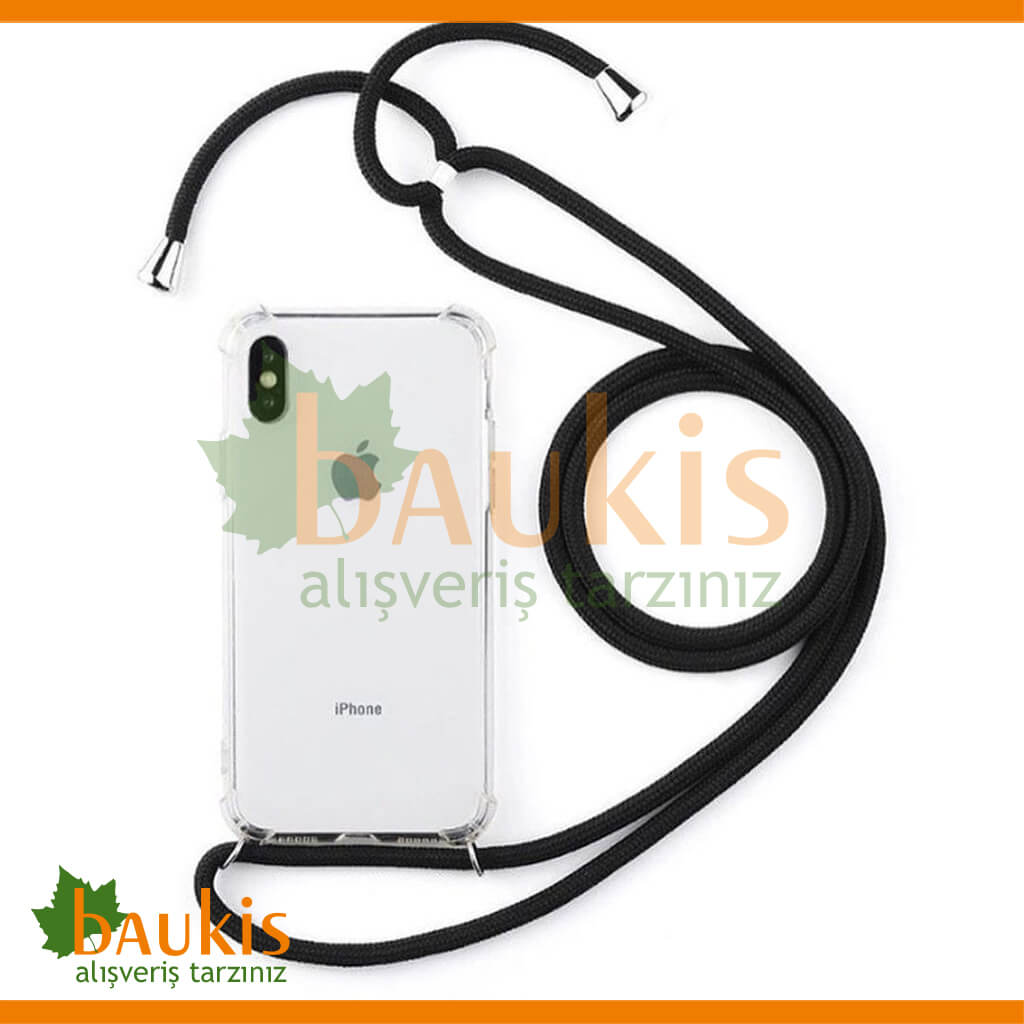 APPLE-iPHONE-11-PRO-MAX-BOYUN-ASKILI-İPLİ-SİLİKON-KILIF